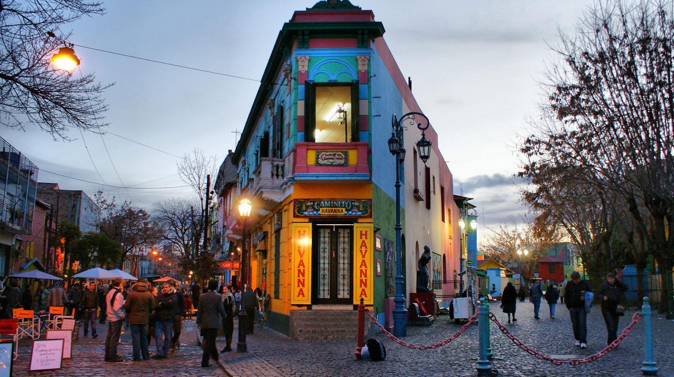 Hotel EL Cabildo – Caminito
