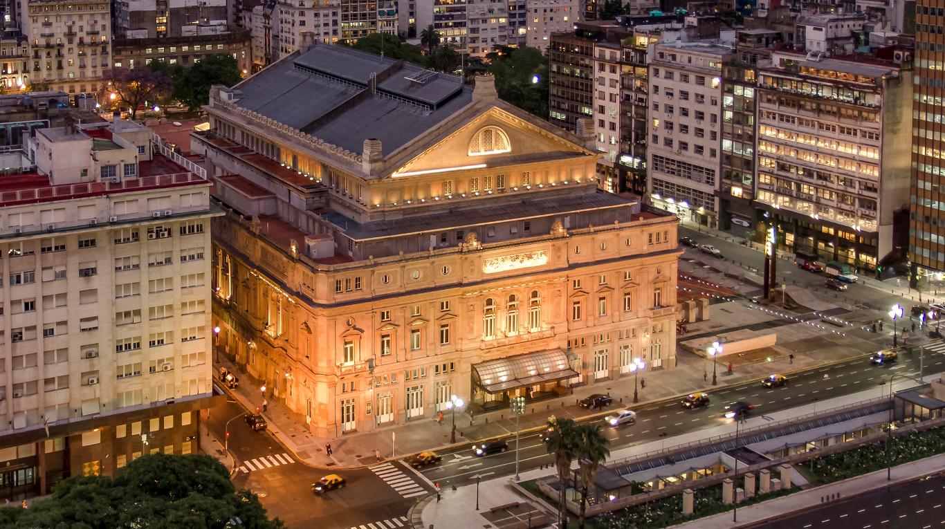 Hotel EL Cabildo – Teatro Colón
